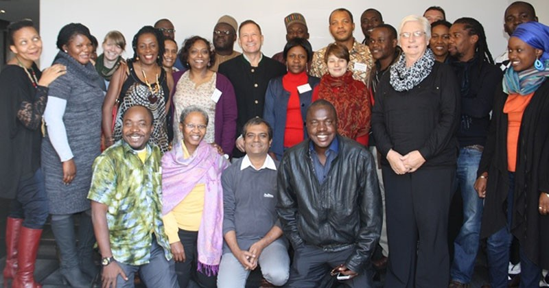 GCTA Steering Committee Cape Town 2014